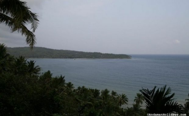 Mount harriet andaman