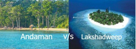 andaman or lakshadweep