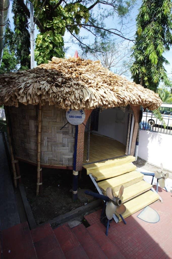 Samudrika museum tribal room Andaman tour