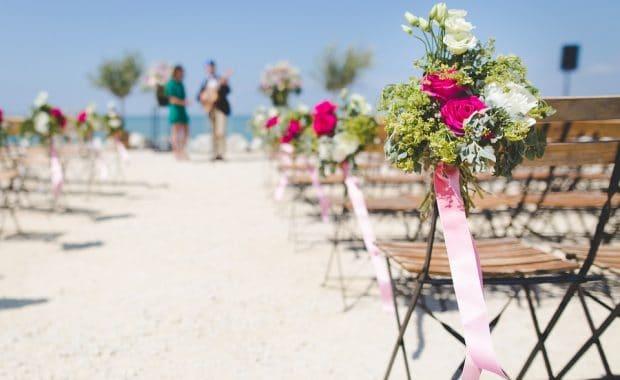 andaman beach wedding